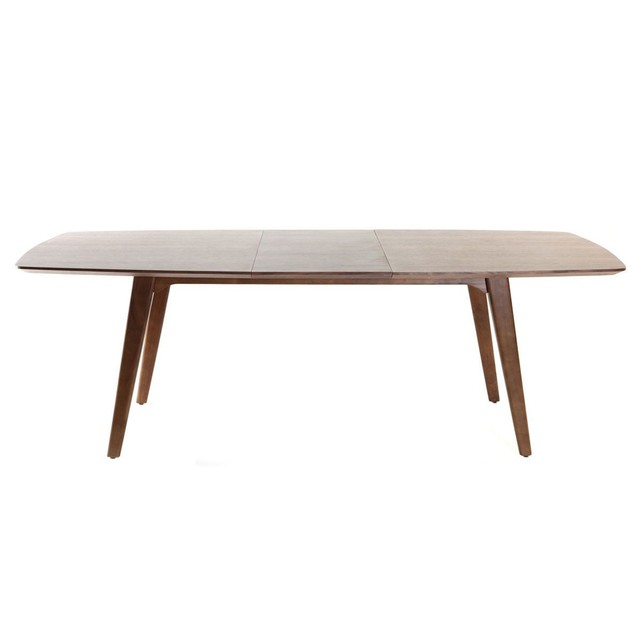 Manger Fifties Abrico Noyer Extensible Design Table À Tel bg76fYy